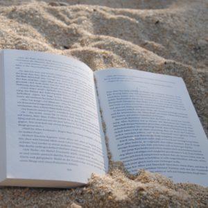 3 Bücher für einen entspannten Urlaub
